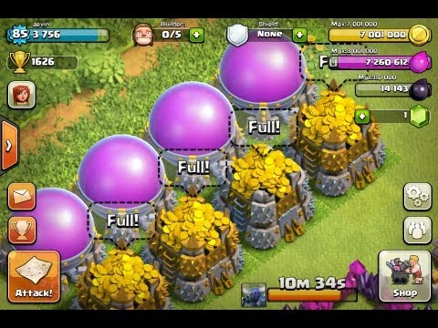 Clash of Clans Town Hall Level 6