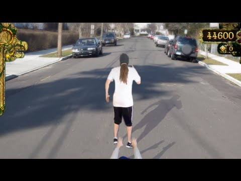 Temple Run In Real Life Music Videos