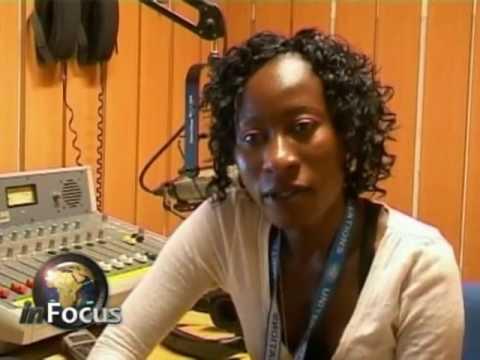 Sudan Female Radio Program on VOA's In Focus