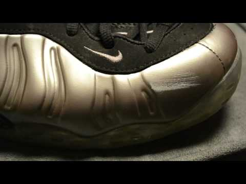How to: Remove Scuffs From Nike Foamposite Shoes and Patent Leather