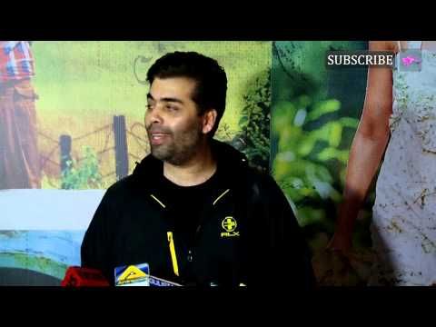 Karan Johar at screening of Finding Fanny