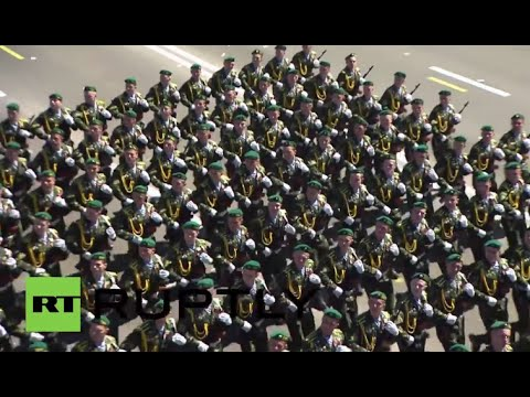 Belarus: Minsk honours 2 million war dead with V-Day military parade