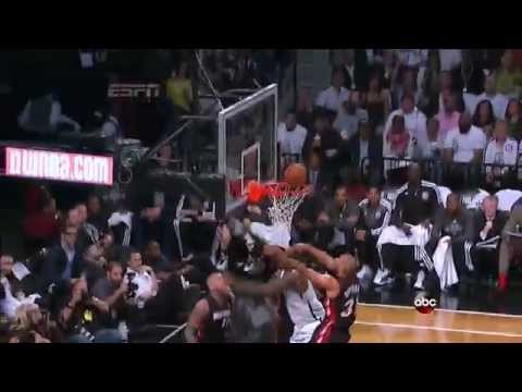 NBA Playoffs Nets-Heat: Andray Blatche - 15 pts 10rebs Game 3