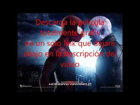 Descargar pelicula totalmente gratis- The Amazing Spider-Man 2: El poder de Electro