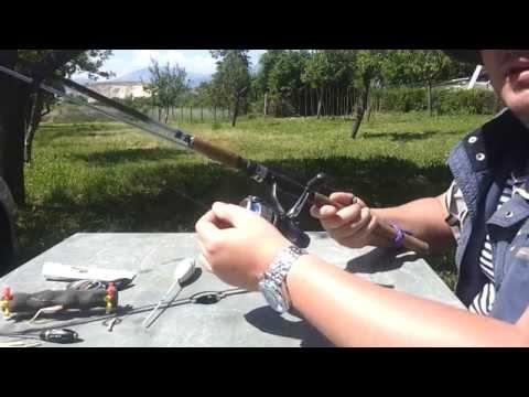 ловля с бомбардой на судоходном канале