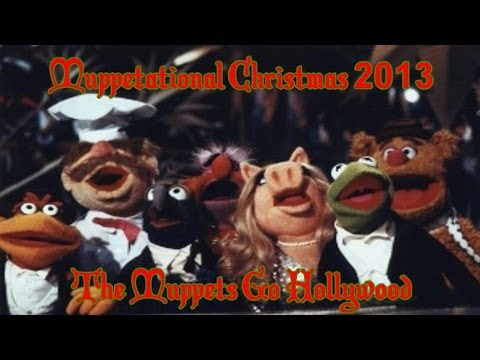 Muppetational Christmas: The Muppets Go Hollywood