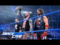 Six SmackDown LIVE Superstars engage in all-out British brawl: SmackDown LIVE, May 9, 2017