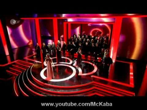 Lena - a cappella - Satellite - Goldene Kamera 05.02.2011