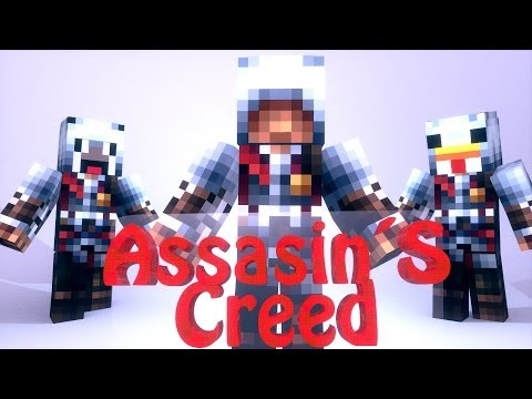 Minecraft   ASSASSIN'S CREED MOD Showcase! (ASSASSINS CRAFT. BLACK FLAG. BROTHERHOOD)