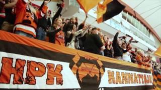 HPK Kannattajat - Kotiavaus 2016