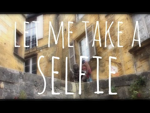 LET ME TAKE A SELFIE IN SARLAT | FRANCE !!! (Daily Travel Vl