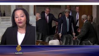 Kerry defends Iran nuclear deal in Senate testimony