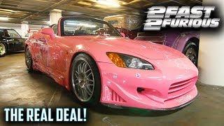 I Found Suki's Honda S2000! (2 Fast 2 Furious)