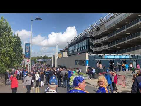 2019 All-Ireland Hurling Final - A different perspective