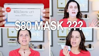 $80 ANTI-WRINKLE MASK WTF ? | First Impressions