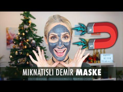 Mıknatıslı Maske MAGNETIC FACE MASK İncelemesi | Sebile Ölmez