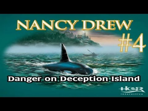 Nancy Drew: Danger on Deception Island Walkthrough part 4