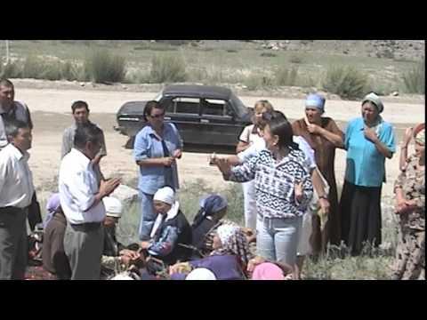 Добыча золота в Кыргызстане - рудник Кумтор