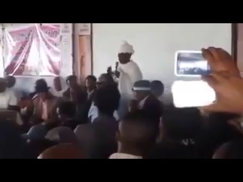 Ethiopia The Case Of Welkaite Tegede And Telemet Public Meet Feb 2016
