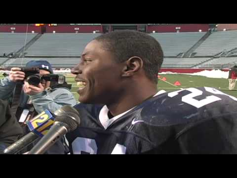 Knowshon Moreno at Middletown South in 2005