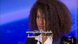 American Idol Audition 2016 Tristan Mcintosh SubThai Season 15 clip 2