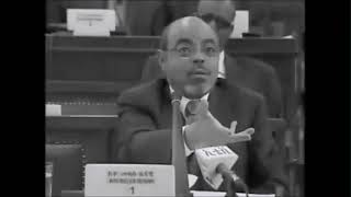 Must Listen! Late PM Meles Zenawi Speech about Terrorism and Court Independence