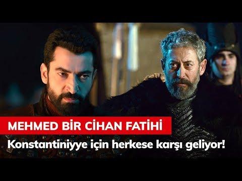 Mehmed, Konstantiniyye için herkese karşı geliyor! - Mehmed Bir Cihan Fatihi 1. Bölüm