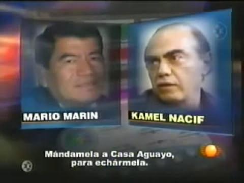 Llamadas del Gober Precioso de Puebla y Kamel Nacif Pederastas