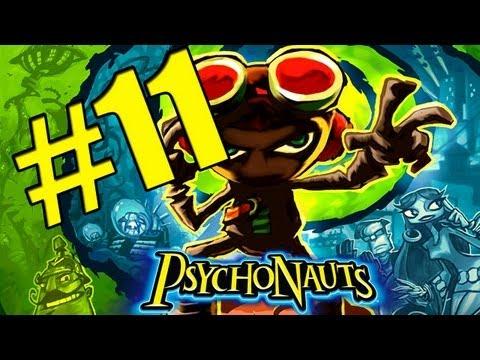 Psychonauts - Молочный заговор - #11