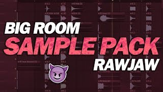 Free Big Room Sample Pack: by RawJaw [FREE DOWNLOAD]