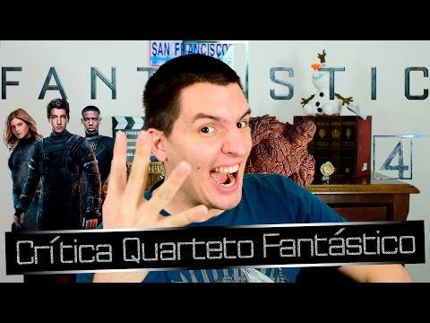 Critica Quarteto Fantástico Com Spoilers