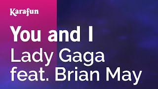 Karaoke You And I - Lady Gaga *