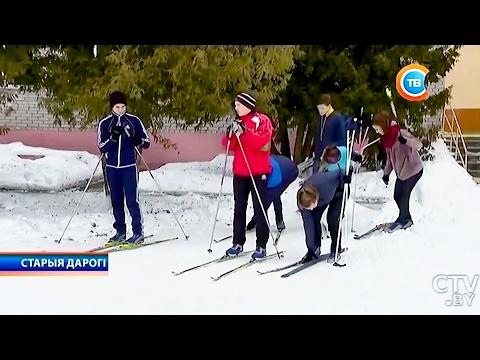 Языльска школа в программе Минщина на канале СТВ от 08 февраля 2017 года