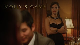 Molly's Game | Trailer Announcement | Now Playing