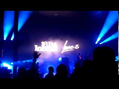 16 Bit Lolitas b2b with Lane 8