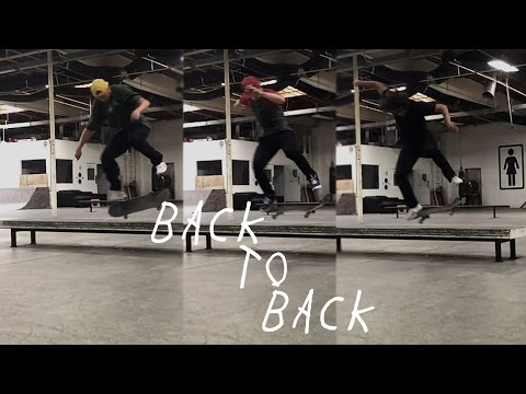 BACK TO BACK | Shane O'neill, Koston, P.Rod, Malto, Guy, Reynolds, Mikey