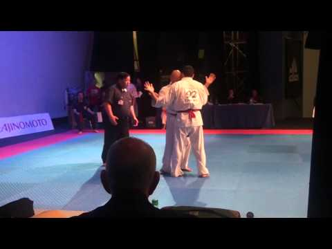Kyokushin Karate US Weight Category Championship Los Angeles 2013 Image 1