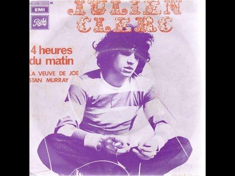 Julien Clerc - Quatre Heure Du Matin