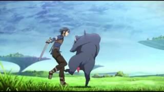 Sword Art Online - Klein's derp scene