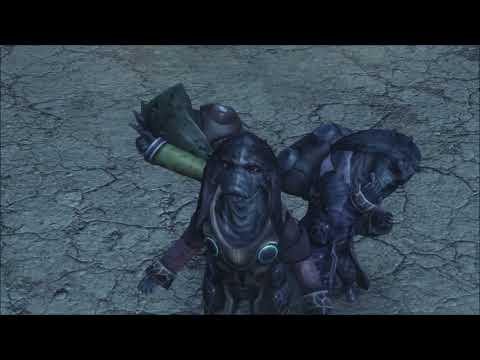 Xenoblade Chronicles X - Ma-non NPC Voices