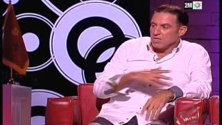 rachid show mustafa borgone رشيد شو : مصطفى بوركون