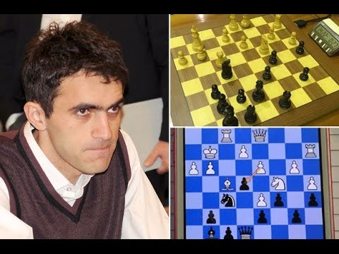 Chess Grandmaster Used Phone In Toilet To Cheat