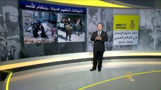 حالة حقوق الإنسان في العالم العربي