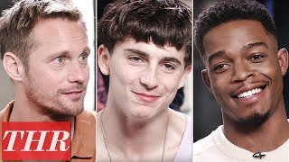Timothée Chalamet, Russell Hornsby, Colin Farrell & More Share Movies They Loved as Kids | TIFF 2018