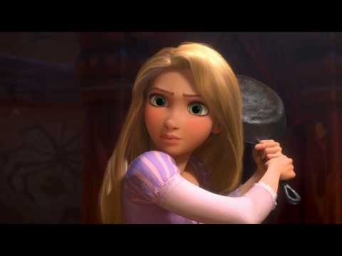 Disney Tangled Trailer Official