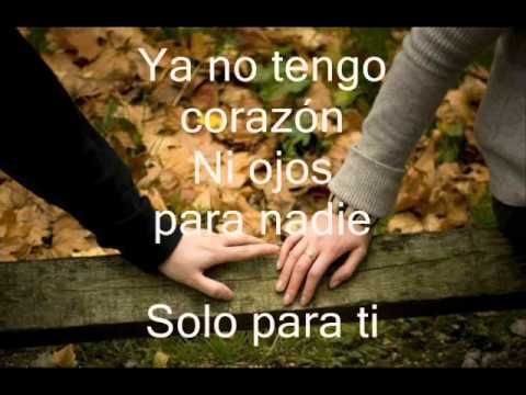Camila - Camila - Solo Para Ti (Alt. Version)