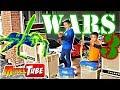 MikeTube WARS 3 - Bug Attack - Oleada de Bichos