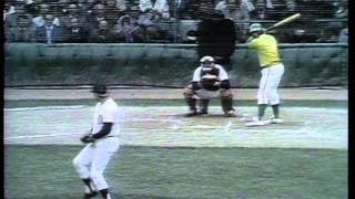 1972 ALCS Game 5 - A's 2 Tigers 1