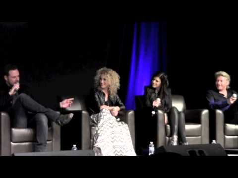 Little Big Town on Working as a Group