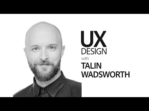 Live UX Design with Talin Wadsworth - hosted by Michael Chaize 1/3